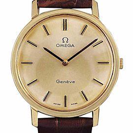 Omega Geneve 111.0114 Vintage 32.5mm Mens Watch