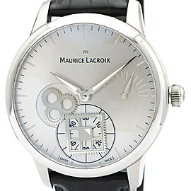 MAURICE LACROIX Masterpiece Square Wheel Roue Carree Mens Watch MP7158