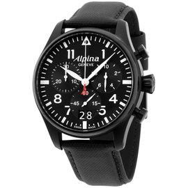 Alpina Startimer Pilot AL-372B4FBS6 44mm Mens Watch