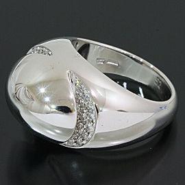 Bulgari Bvlgari Cabochon Diamonds Ring