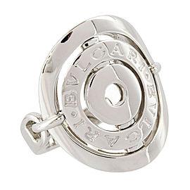 BVLGARI 18k white gold Asturale Cerki ring