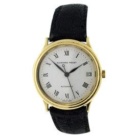 Audemars Piguet Classique 18K Yellow Gold & Leather 32mm Watch