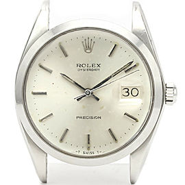 ROLEX 6694 Oyster Stainless steel Precision Head Only Watch