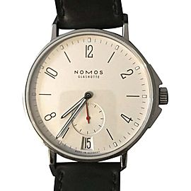 Nomos Glashutte Ahoi 551 40mm Mens Watch