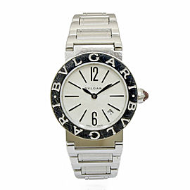 BVLGARI BBL26WSSD Stainless Steel Watch