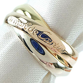 CARTIER 18k Gold Trinity Ring