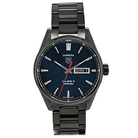 TAG Heuer Carrera Calibre 5 WAR201F.BA0728 Automatic Men's Watch