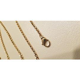 Bulgari Catene 18K Yellow Gold Necklace