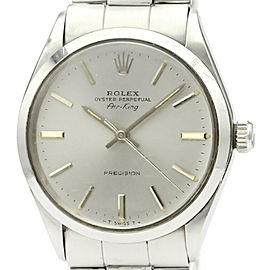 ROLEX 5500 Air King Stainless Steel Automatic Watch