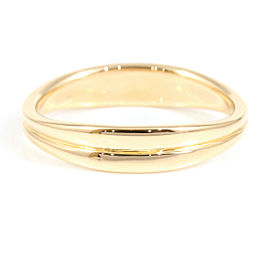 Tiffany & Co. 18K Rose Gold Band Ring CHAT-162