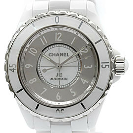 CHANEL J12 Mirror LTD Edition Ceramic Mens Watch H4862
