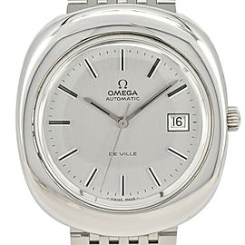 Omega Deville Silver Dial Date Cal.1481 Automatic Men's Watch