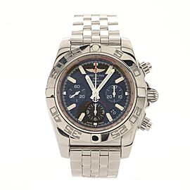 Breitling Chronomat Chronograph Automatic Watch Stainless Steel 44