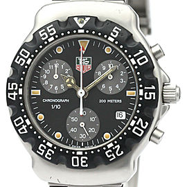 TAG HEUER 2000 Formula 1 Chronograph Steel Quartz Mens Watch CA1211