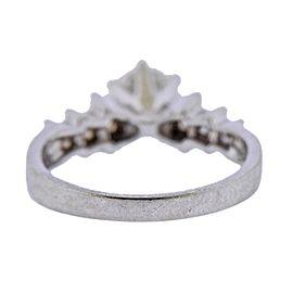 Platinum 0.75 Carat Diamond Engagement Ring