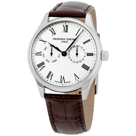 Frederique Constant Classics FC-259WR5B6-DBR Stainless Steel 40mm Mens Watch