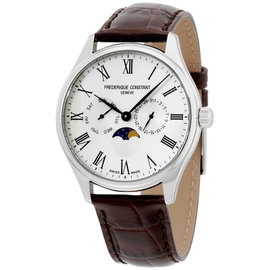 Frederique Constant Classics FC-260WR5B6-DBR Stainless Steel 40mm Mens Watch