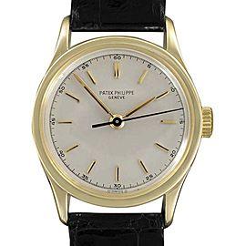 Patek Philippe Calatrava 2555 Vintage 32mm Mens Watch