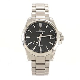 Grand Seiko Heritage Spring Drive Automatic Watch Stainless Steel 39
