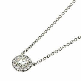 TIFFANY&Co. diamond Platinum Sorest Necklace