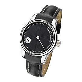 Fortis Black Black Calfskin Leather Strap 710.20.33 L.01 Watch
