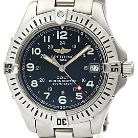 BREITLING Colt Stainless Steel Quartz Mens Watch A74350