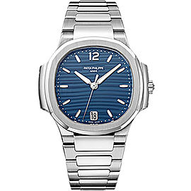 Patek Philippe 7118/1A Stainless Steel Automatic 35.2mm Womens Watch