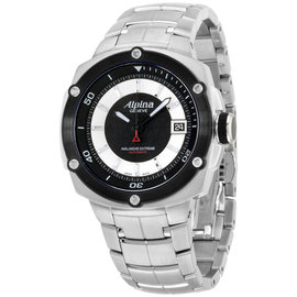 Alpina Avalanche Extreme AL525LBS3AE6B Stainless Steel Automatic 42mm Mens Watch