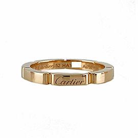 CARTIER 18k pink gold Maiyon PANTHERE ring CHAT-992