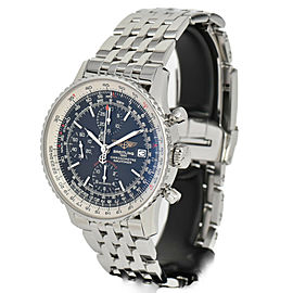 BREITLING Navitimer Heritage A13324 Black Dial Automatic Men's Watch