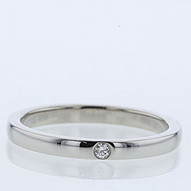 CARTIER platinum/diamond Ballerina Wedding Ring TBRK-672