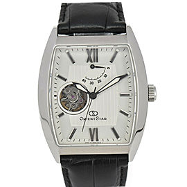 ORIENT Orient Star Semi Skeleton Tonneau WZ0121DA Automatic Men's Watch