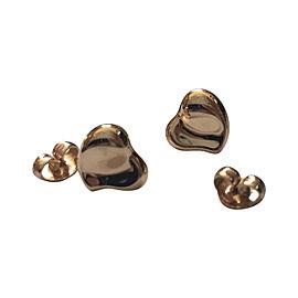 Tiffany & Co. 18K Rose Gold Elsa Peretti Earrings