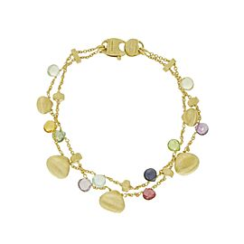 Marco Bicego 18K Yellow Gold, Sterling Silver Bracelet