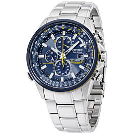 Citizen AT8020-54L Stainless Steel Quartz 43mm Mens Watch