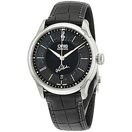 Oris Chet Baker 73375914084LSBLK 40mm Mens Watch