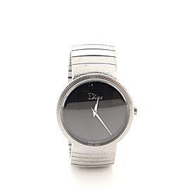 Christian Dior La D De Dior Quartz Watch Stainless Steel 38