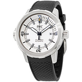 IWC IW329003 Stainless Steel & Silicone Automatic 42mm Mens Watch