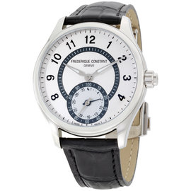 Frederique Constant Horological FC285SDG5B6 Stainless Steel 44mm Mens Watch
