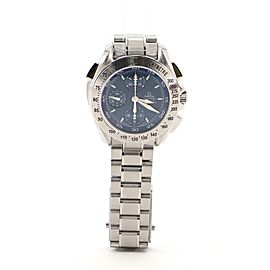 Omega Speedmaster Split-Seconds Chronograph Automatic Watch Stainless Steel 42