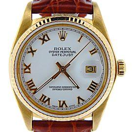 Rolex Datejust 16018 36mm Mens Watch