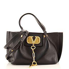 Valentino VLogo Escape Tote Leather Small