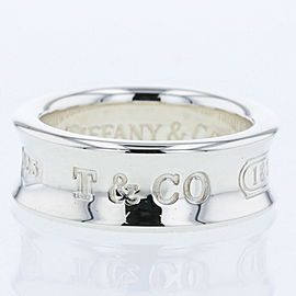 TIFFANY & Co Silver925 1837 Ring