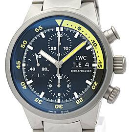 IWC Aqua Timer Chronograph Titanium Automatic Watch IW371903 #HK-401