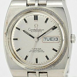 OMEGA Constellation Cline Cal.751 Chronometer Automatic Mens Watch