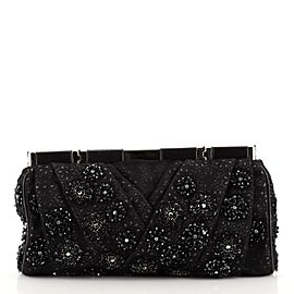 Louis Vuitton Pochette Brody Beaded Eyelet Lace