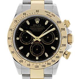Rolex Daytona 116523 Two Tone Mens Watch