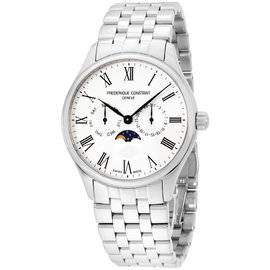 Frederique Constant Classics FC-260WR5B6B Stainless Steel 40mm Mens Watch