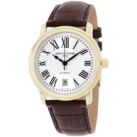 Frederique Constant FC-303M4P5 Stainless Steel Persuasion White Dial 38mm Mens Watch