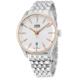 Oris Artix 73377136331MB Stainless Steel Automatic 39mm Mens Watch